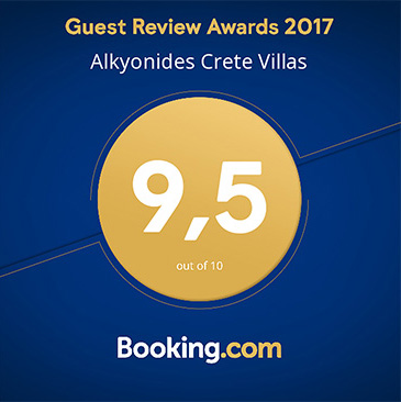 Booking.com Guest Review Awarded 2017